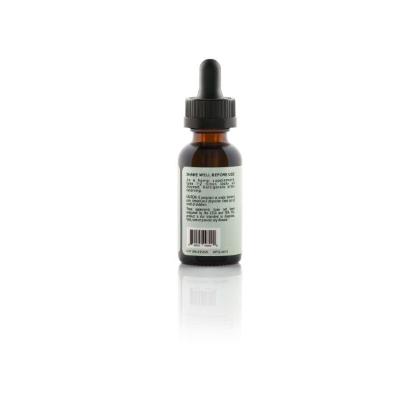 Konopie CBD Oil DROPS 1000