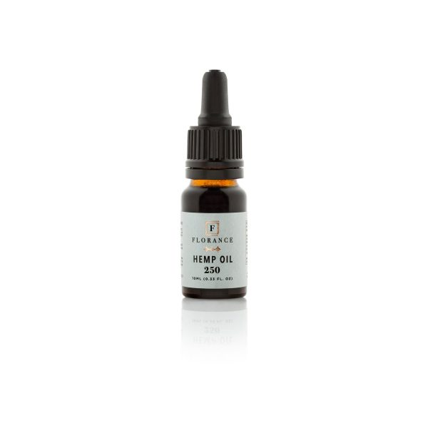 Hemp CBD Oil Drops 250