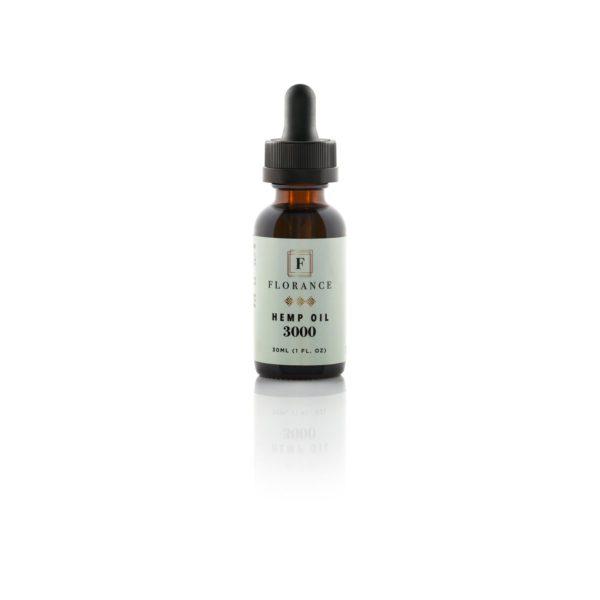 florance pure hemp oil 3000