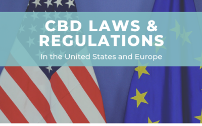 The Most Important CBD Laws and Regulations (in the United States and Europe)