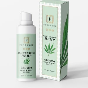 Florance CBD Skin Cream