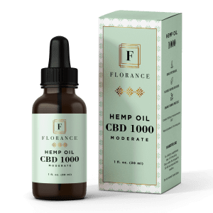 Florance Hemp Oil CBD 1000