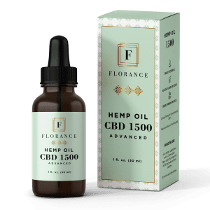 Florance Hemp Oil CBD 1500